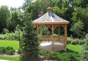 How to Roof a Gazebo