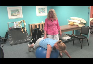 How to Heal a Herniated Disc With Exercise