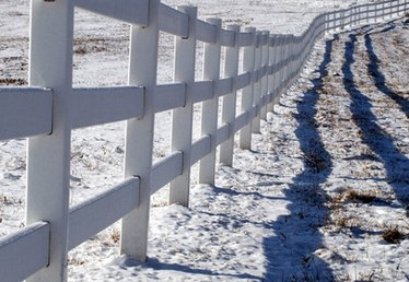 Ranch Fencing Ideas