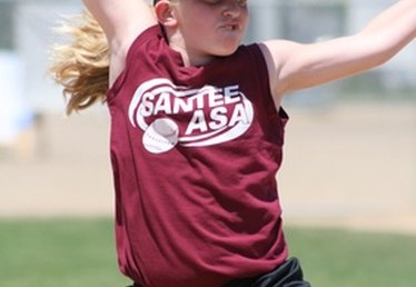 Rules for Softball for Girls 9 to 10 Years Old