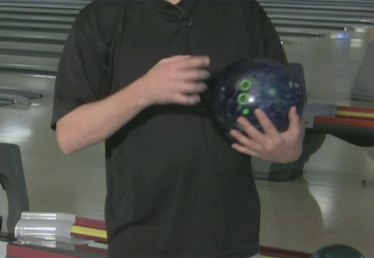 How to Throw a Fingertip Bowling Ball