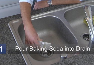 How to Use Baking Soda as a Drain Cleaner