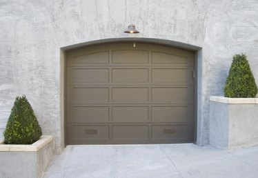 Why Won't the Garage Doors Open After a Power Failure?
