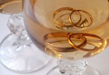 What Is the Origin of Marriage Toasts?