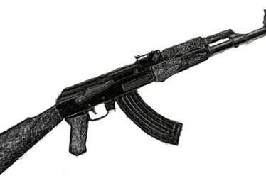 How to Disassemble a MAK-90 AK-47