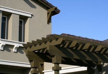 Wood Awning Styles