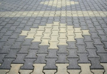 How to Mortar Brick Pavers