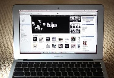 How to Change My iTunes Email & Password