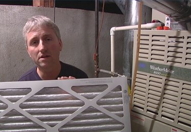 How to Change the Furnace Air Filter