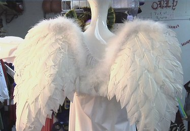 How to Make an Adult Angel Costume