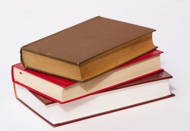 How to Store Hardcover Books
