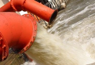 How to Repair a Sewage Pump