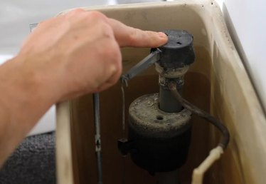 How to Repair Plumbing in a Toilet with Slow Fill