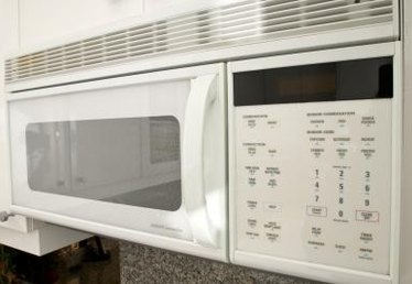 How to Install a Microwave Hood Fan