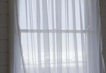 Length of Sheer Curtains