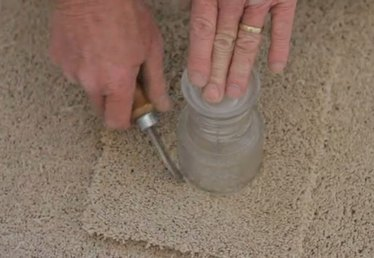 How to Remove Dried Acrylic Paint from Carpet