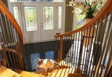 What to Use for a Finished Edge at the Top of Stairs in Hardwood Installation