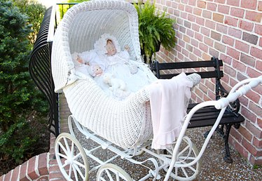 All in the Family: Restoring an Heirloom Baby Carriage
