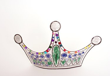 King & Queen Crafts for Kids