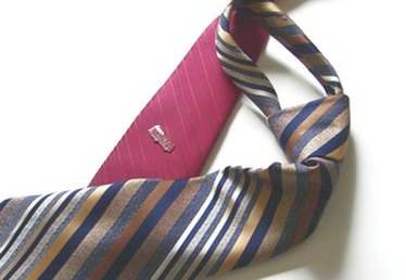 How to Sew a Tie for Little Boys