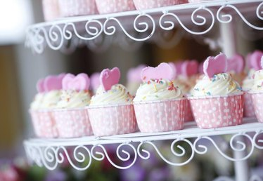 Ideas for Bridal Shower Cupcakes
