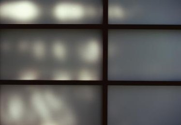 How to Build a Japanese Style Sliding Screen