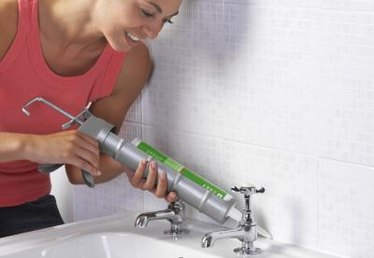 About Grouting and Caulking a Shower