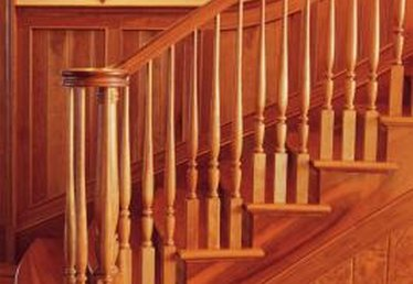 Do it Yourself Wood Stair Railing