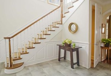 Types of Stair Case Designs