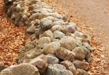 Types of Landscaping Stones & Pebbles