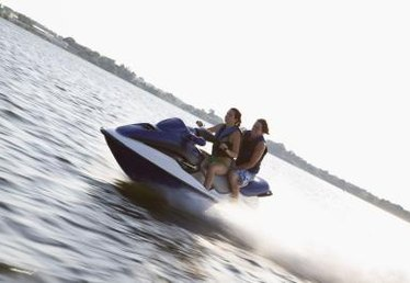 Parts That Can Make a Sea-Doo Faster