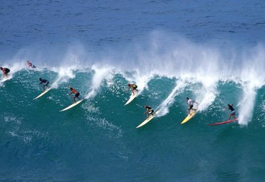 How to Become a Professional Surfer