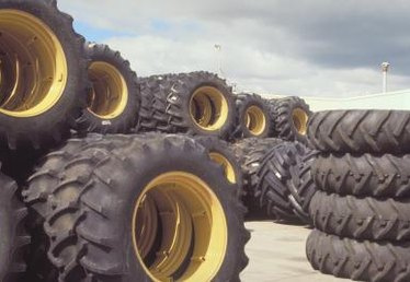 How to Build a Rubber Tire Water Tank