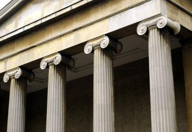 What Are Ionic Columns?