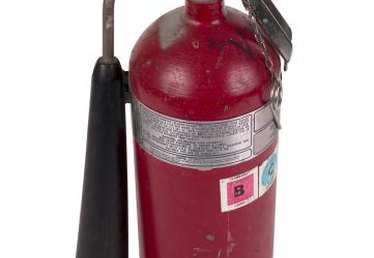 What Is the Appropriate Fire Extinguisher Height Mount?