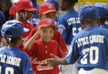 Little League Baseball Patch Rules
