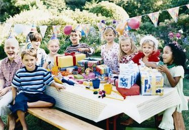 Birthday Party Ideas for a 6-Year-Old Boy