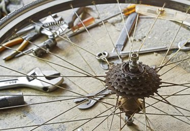 How to Fix Up an Old Bicycle