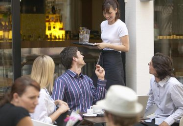How Much Money Does an Average Waitress Make Per Month?