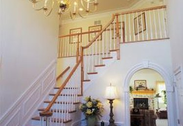 How to Install a Volute & Spindle Banister