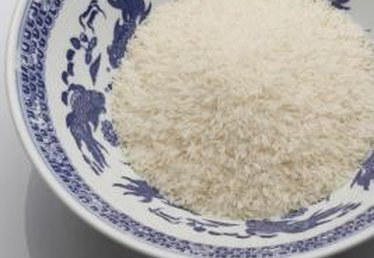 How to Grind Rice to Powder