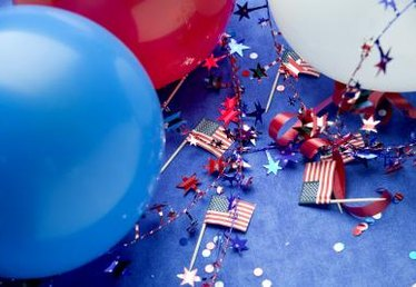 Labor Day Party Decoration Ideas