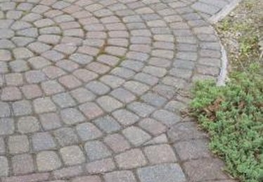 How to Fix Sunken Pavers