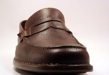 How to Repair Leather Soles