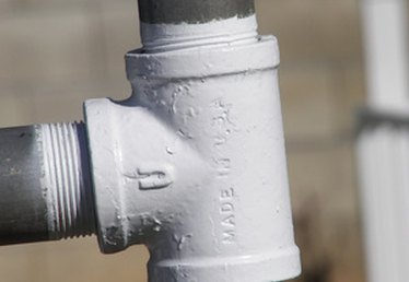 How to Replace a Galvanized Water Pipe