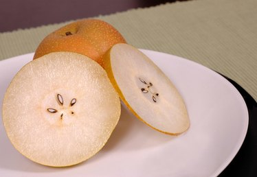 How to Store Asian Pears