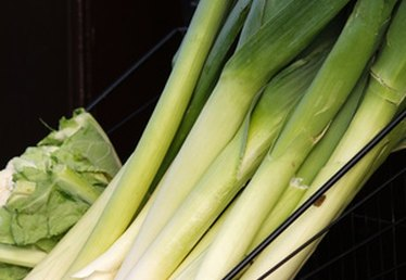 How to Cut Leeks for Soup