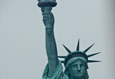 Brief Description of the Statue of Liberty