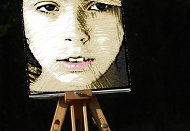 How to Paint a Portrait: Skin & Face