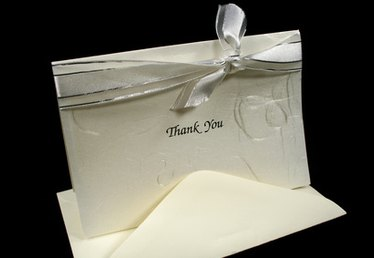 The History of Thank You Notes